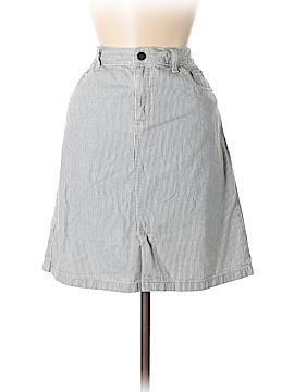 L.L.Bean Denim Skirt Size 12