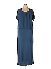 JunaRose Women Casual Dress Size 2X (Plus)