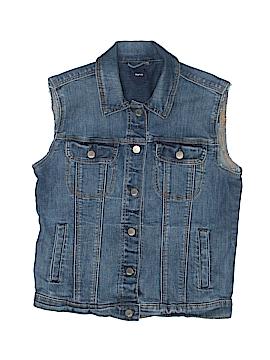 Gap Kids Denim Vest Size X-Large (Youth)