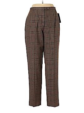 Harve Benard by Benard Haltzman Wool Pants Size 14