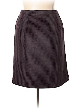Larry Levine Casual Skirt Size 22w (Plus)