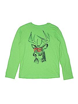 L.L.Bean Long Sleeve T-Shirt Size 10 - 12
