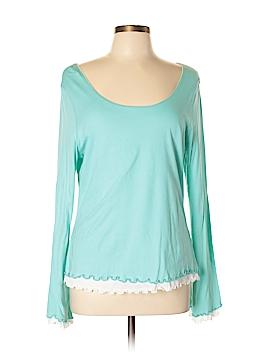 Jeanne Pierre Long Sleeve T-Shirt Size XL