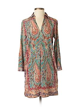 Joan Vass Casual Dress Size XS