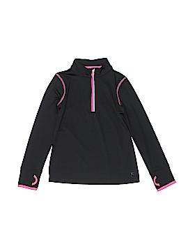 Danskin Now Track Jacket Size 7/8