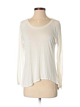 Enza Costa Long Sleeve T-Shirt Size S
