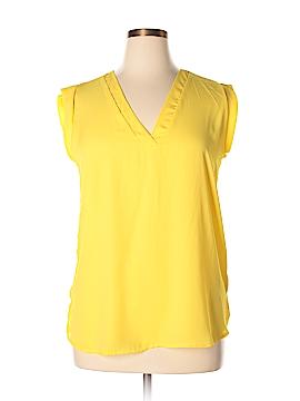 Lyss Loo Sleeveless Blouse Size XL