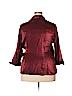 Sara Michelle Women Long Sleeve Blouse Size 2X (Plus)