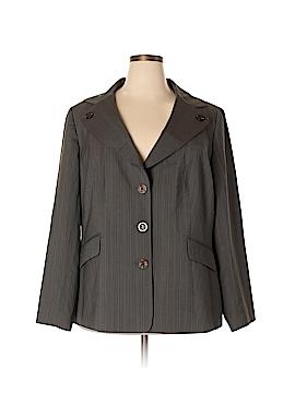 Classiques Entier Wool Blazer Size 20 (Plus)