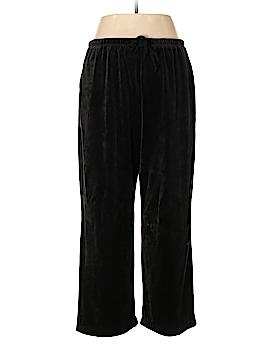 Ruby Rd. Velour Pants Size XL