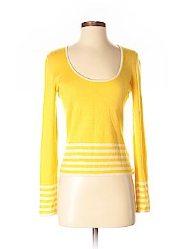 Oscar De La Renta Cashmere Pullover Sweater Size S