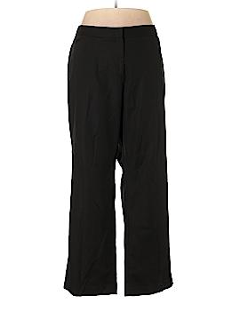 Rafaella Khakis Size 22W (Plus)