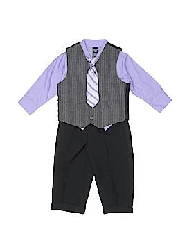 Jonathan Strong Tuxedo Vest Size 24 mo