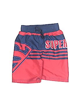 Superman Board Shorts Size 3