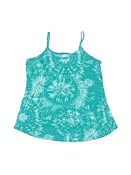 Aqua Sleeveless Top Size L (Youth)