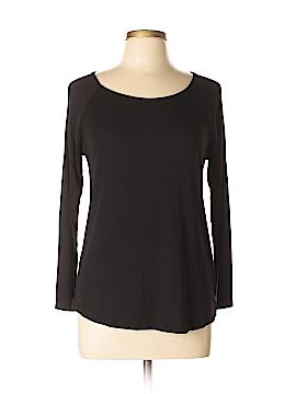 Monrow Long Sleeve T-Shirt Size L