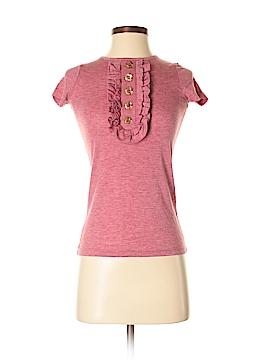 Manoush Short Sleeve Henley Size XS