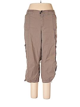 Roz & Ali Cargo Pants Size 16