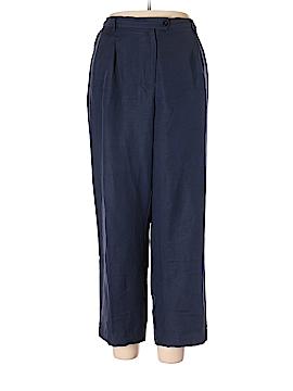 Jessica London Linen Pants Size 16