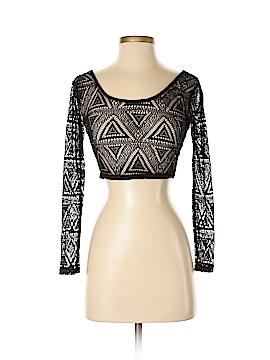 LA Hearts Long Sleeve Top Size XS