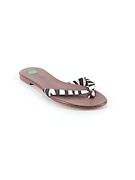 Colin Stuart Flip Flops Size 8