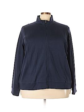 Croft & Barrow Track Jacket Size 3X (Plus)