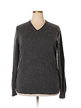 Apt. 9 Cashmere Pullover Sweater Size XXL