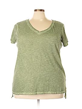 Boutique + Short Sleeve T-Shirt Size 2X (Plus)