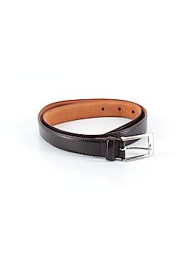 Brooks Brothers Leather Belt 30 Waist
