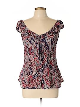 Sunny Leigh Sleeveless Blouse Size XL