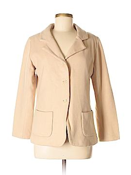 Erica Tanov Wool Blazer Size Lg (3)