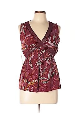M Missoni Sleeveless Silk Top Size 6