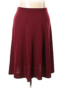 Jessica Holbrook Wool Skirt Size 2X (Plus)
