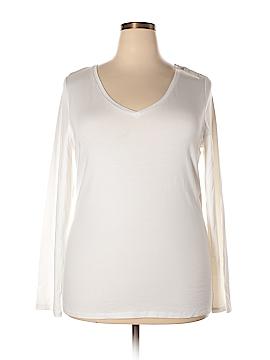 Ann Taylor Long Sleeve T-Shirt Size XXL