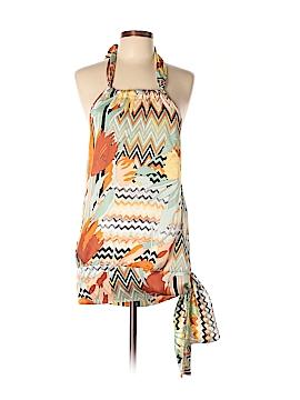 M Missoni Sleeveless Silk Top Size 8