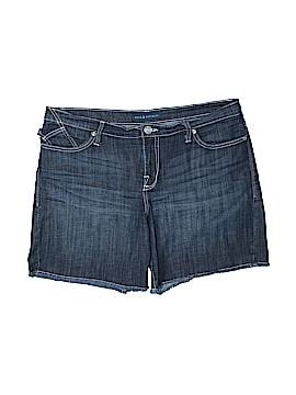 Rock & Republic Denim Shorts Size 16