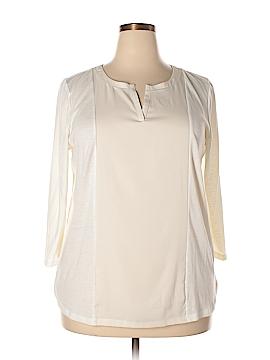 Ann Taylor 3/4 Sleeve Blouse Size XXL