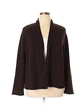 Eileen Fisher Cashmere Cardigan Size 1X (Plus)