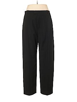 Yves Saint Laurent Rive Gauche Wool Pants Size 46 (EU)