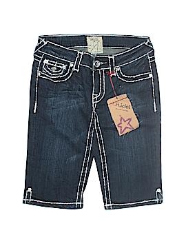 L.A. Idol Denim Shorts Size 3