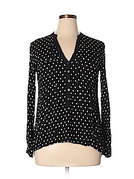 Vanessa Virginia Long Sleeve Blouse Size 12