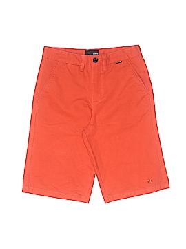Hurley Khaki Shorts Size 14