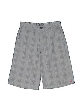 Quiksilver Khaki Shorts Size 10