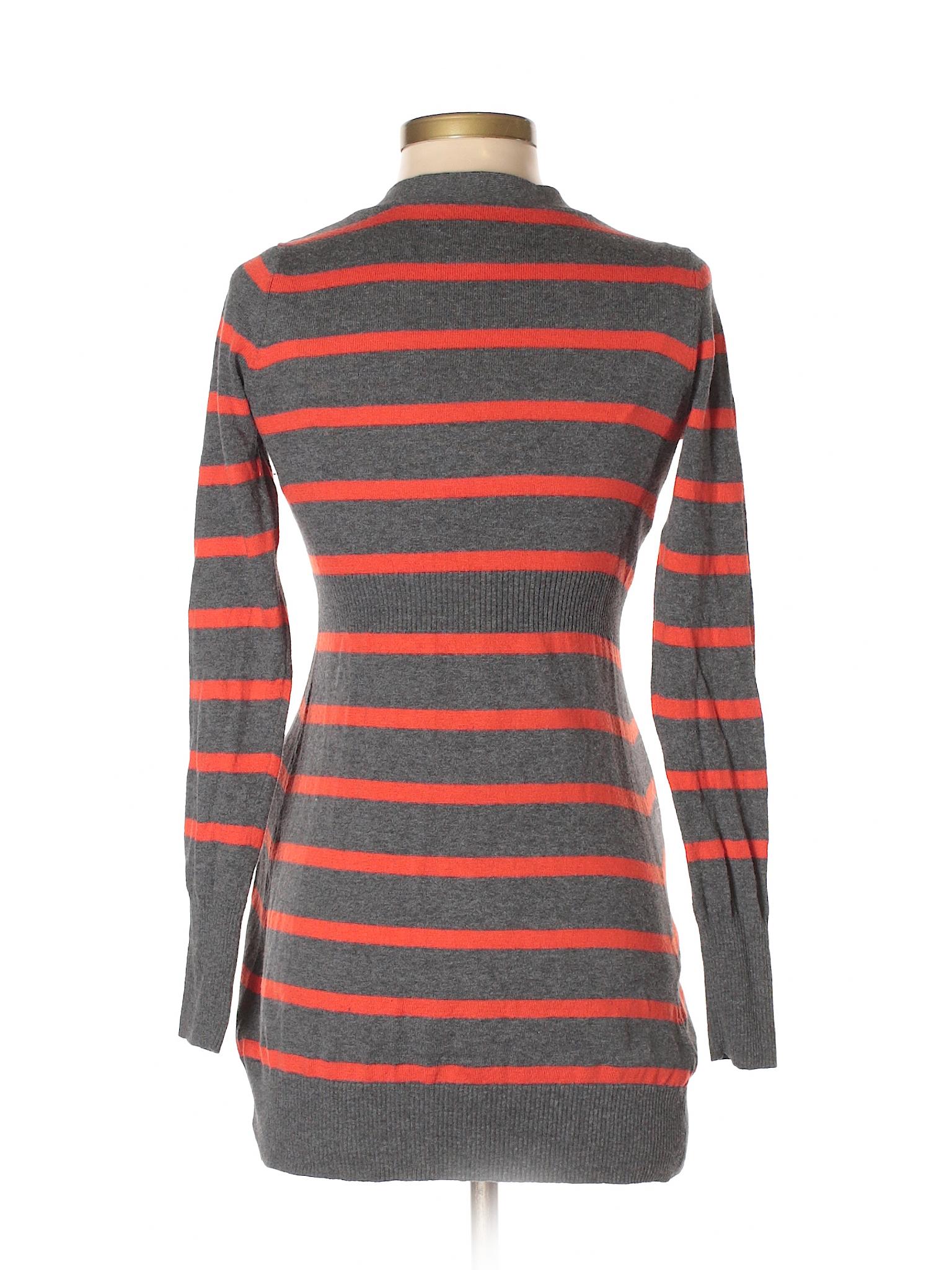 e48202d324493 Old Navy - Maternity Stripes Gray Cardigan Size XS (Maternity) - 61% off |  thredUP