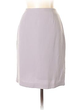 Josephine Chaus Silk Skirt Size 12