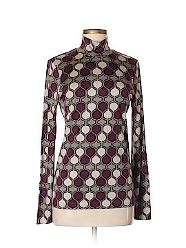 Tory Burch Long Sleeve Silk Top Size M
