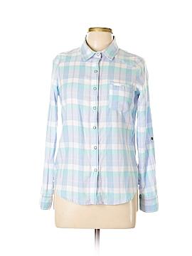 Make + Model Long Sleeve Button-Down Shirt Size XS