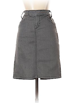 Limited Edition Denim Skirt 25 Waist