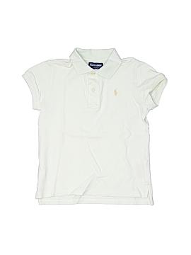 Ralph Lauren Short Sleeve Polo Size 8 - 10