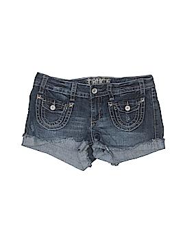 Truce Denim Shorts Size 7